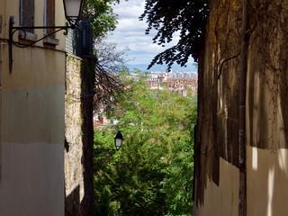Vieux Lyon des hauteurs