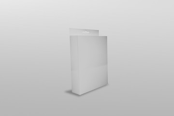 Box Mockup Pendant