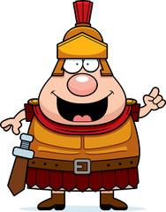 Cartoon Roman Centurion Idea