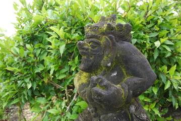 statue in Bali island