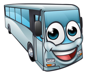 Cartoon Tour Bus Images