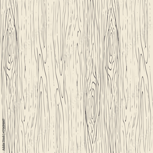 Seamless Wood Grain Pattern Wooden Texture Light Beige And Gray