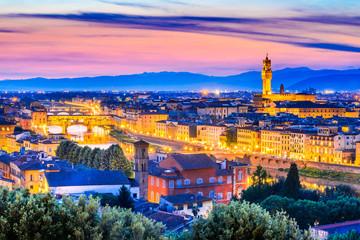 Fotomurales - Florence, Tuscany, Italy - Palazzo Vecchio