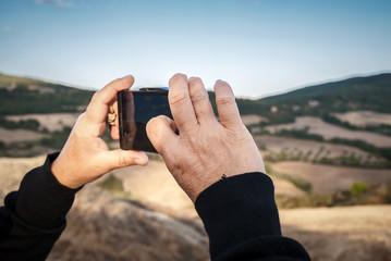 Fotografia al paesaggio da smartphone