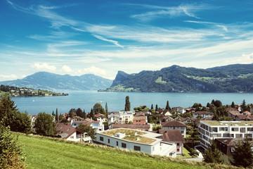 Lake Lucerne Hergiswil