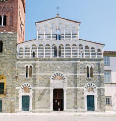 The church of San Pietro Somaldi, Lucca