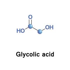 Glycolic alpha hydroxy acid