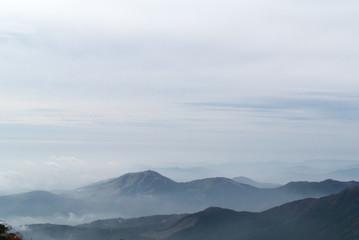 伊豆の雲海