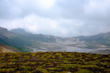 Mt Asahi,-dake Hokkaido, Japan