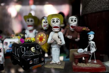 Skeleton Characters