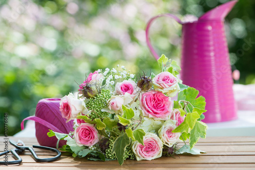 Blumen Binden Stock Photo And Royalty Free Images On Fotolia Com