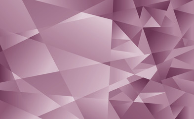 Abstract dark Pink polygonal background. Vector EPS 10 cmyk