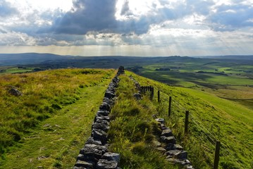 England - Hadrians Wall