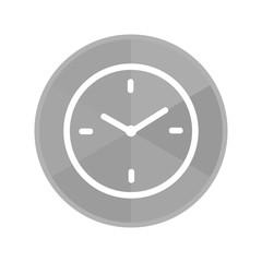 Kreis Icon - Uhr