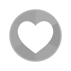 Kreis Icon - Herz