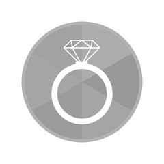 Kreis Icon - Diamantring