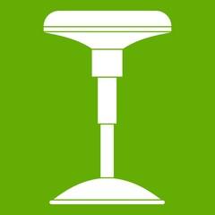 Bar stool icon green