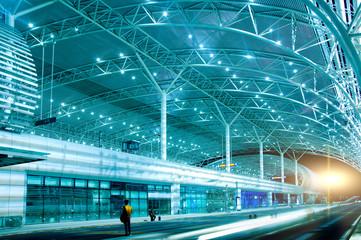 high-speed rail station