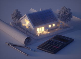 Eco Home Energy Planning