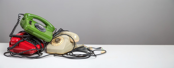 Retro Telefon