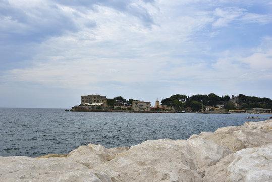 L'île de Bendor (Bandol)