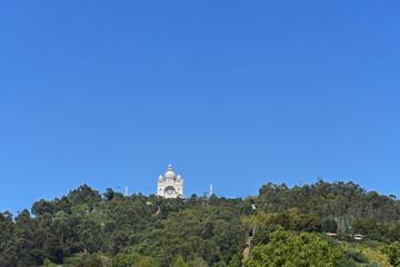 Santa Luzia Sanctuary, Viana do Castelo, Portugal