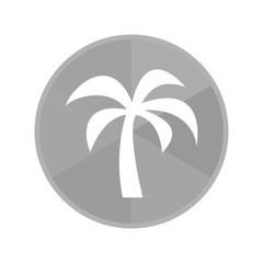 Kreis Icon - Palme