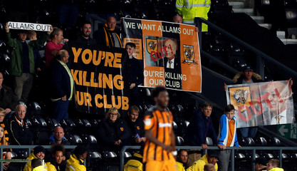 Championship - Derby County vs Hull City