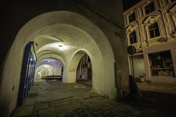 Wall Mural - miasto nocą