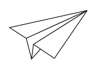 search photos paper plane rh fotolia com paper airplane vector image paper flight vector