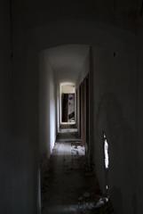 Abandone house