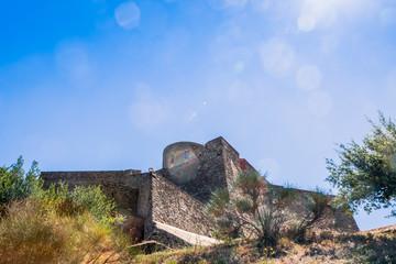 Le Fort Saint-Elme à Collioure