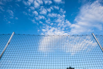 safety net for football