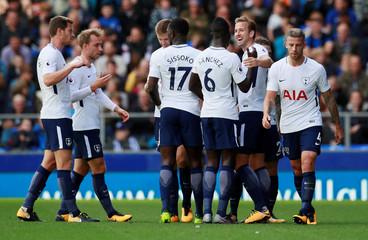 Premier League - Everton vs Tottenham Hotspur
