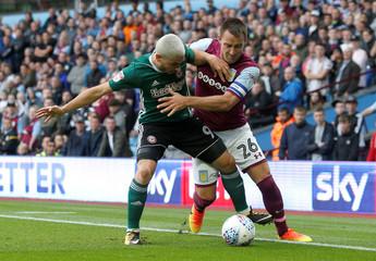 Championship - Aston Villa vs Brentford