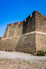 Le Fort Saint-Elme à Collioure