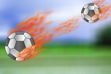 football apeed fire danger