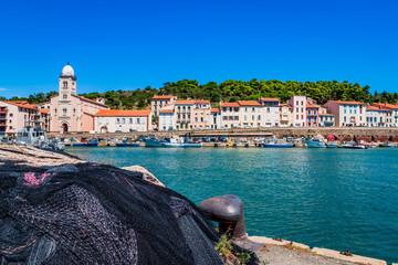 Port-Vendres et son port de pêche
