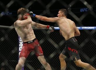 MMA: UFC 215-Clarke vs White