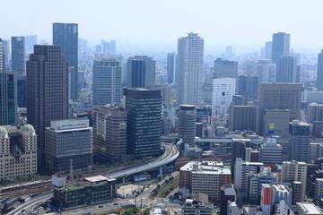 大阪ビジネス街