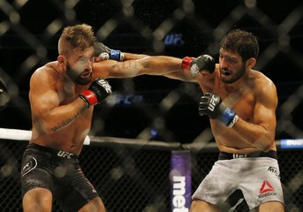 MMA: UFC 215-Stephens vs Melendez