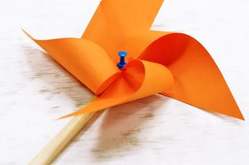 pinwheel close up