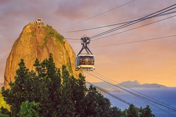 Рио де Жанейро. Гора «Сахарная голова».