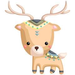 Tribal Deer