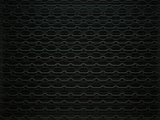 Car grille background or texture