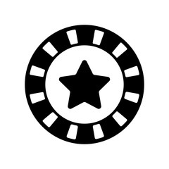 casino coin icon