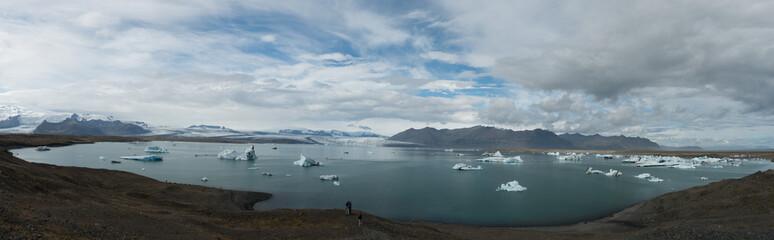 Jokulsarlon - Glacial Lagoon