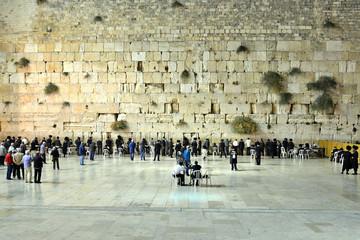 West Wall - Old Jerusalem, Israel