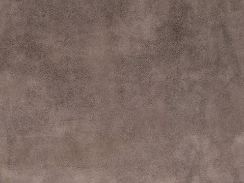 Natural, real brown suede texture