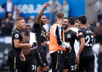 Premier League - Swansea City vs Newcastle United